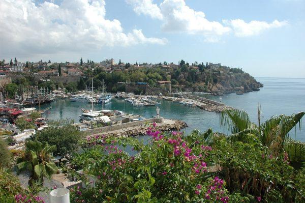 Antalya Turecko
