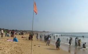 Indická Baga, v štáte Goa
