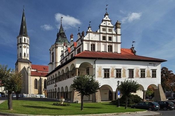 Bazilika Sv. Jakuba, Levoča