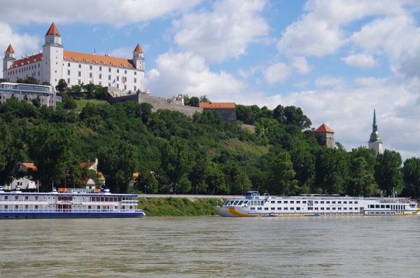 Bratislava a bratislavský hrad