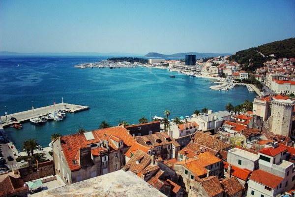 Chorvátsko Split