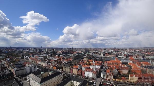 copenhagen kodaň mesto v krajine Dánsko
