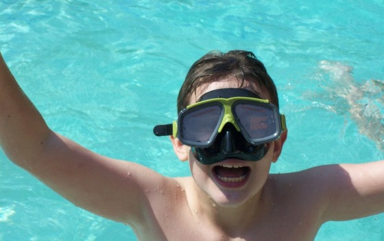 Dieťa bazén a kúpalisko diakovce