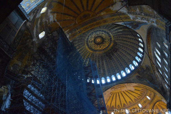 Istanbul Hagia Sofia