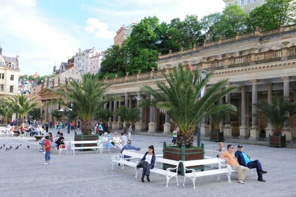 Karlovy Vary kúpele