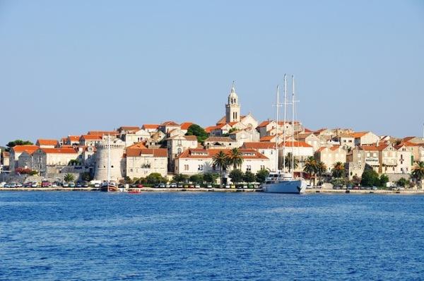 Korčula, Chorvátsko