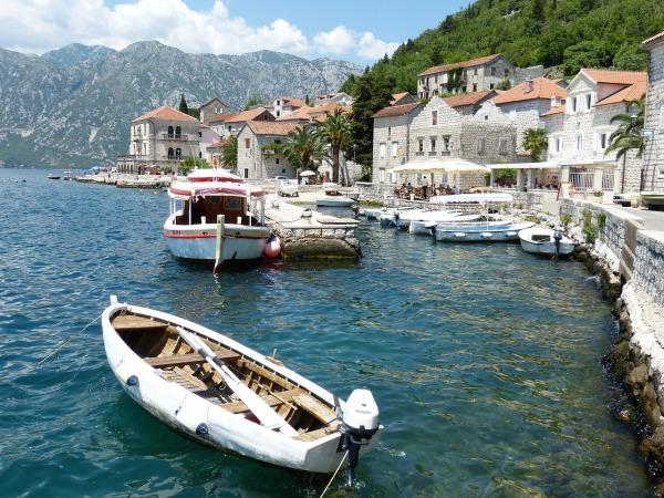 čierna hora, lokalita Kotor