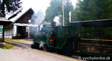 Železnica Vychylovka