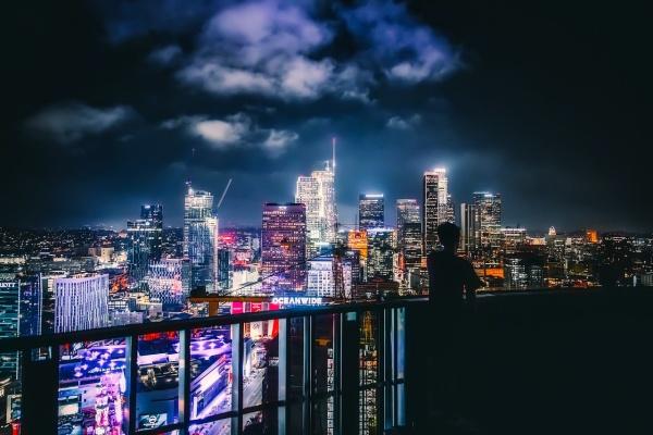 Kalifornia a Los Angeles