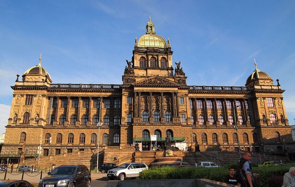Nnárodní muzeum Praha