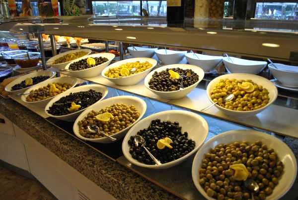 Olivy na sto spôsobov