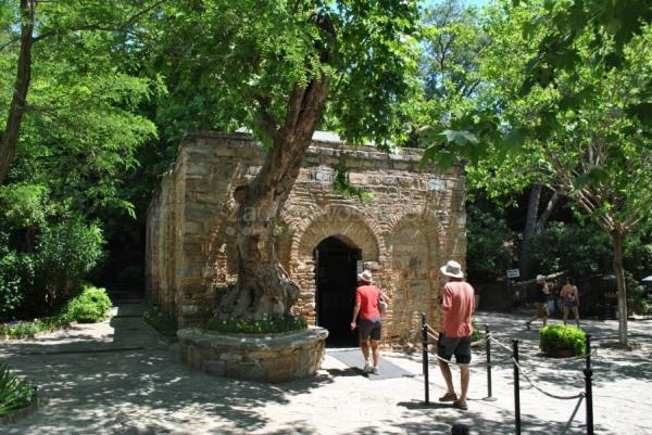 Panna Mária a Efes