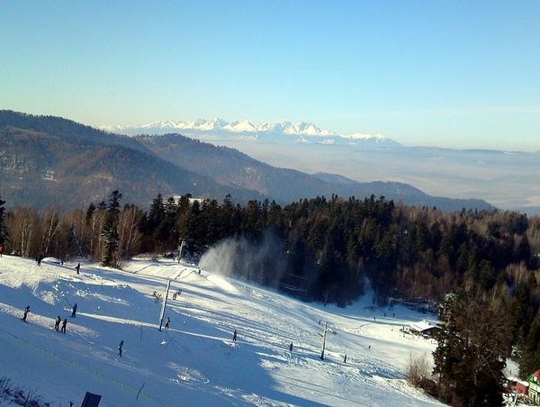 Plejsy lyžovanie