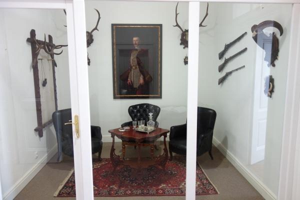 Poľovnícky salón Budmerice