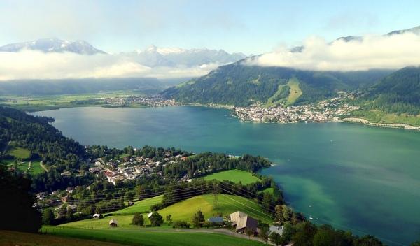 Rakúsko Zell am See