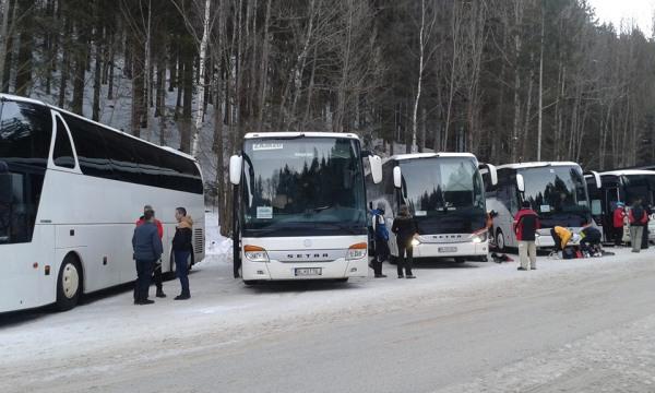 stuhleck lyžovačka Slovak Lines