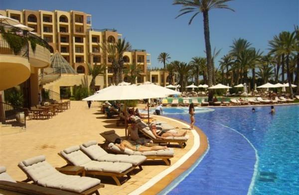 Tunisko, hotel Movenpick