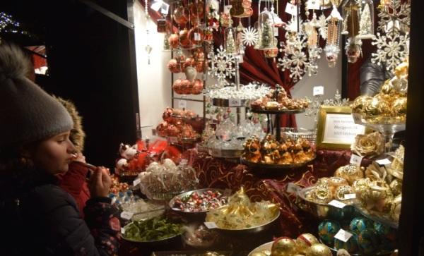 Vianočné trhy Rakúsko Schlosshof