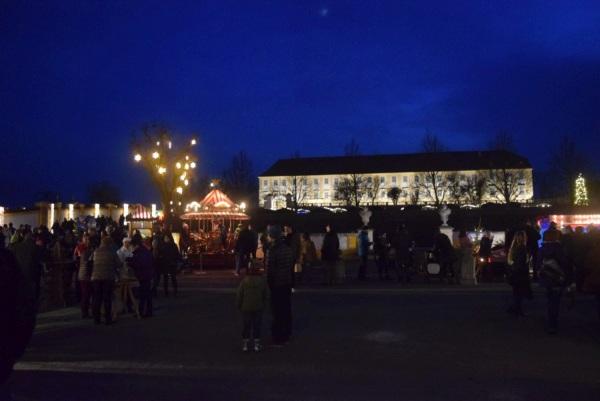 Vianočné trhy Schlosshof