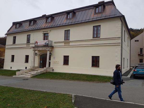 Vila Rakocziho Sarisske muzeum