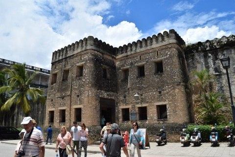 Zanzibar stará pevnosť