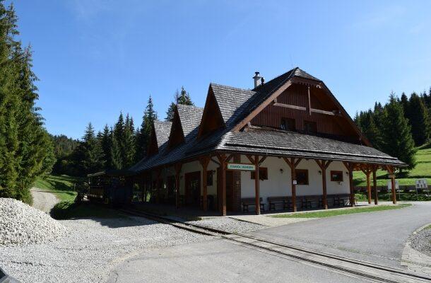 Stanica Kysucké múzeum, Skanzen vo Vychylovke, HLÚŽ