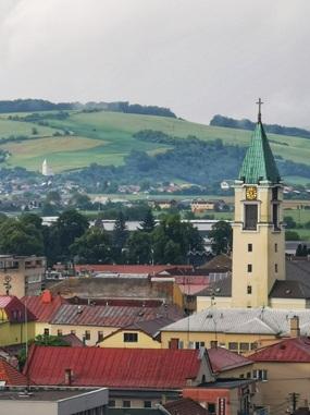 Kostol Bytča, copyright ©Veronika
