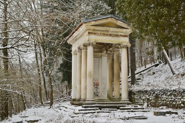 Hrobka Leopold Popper Bytča, copyright ©Veronika
