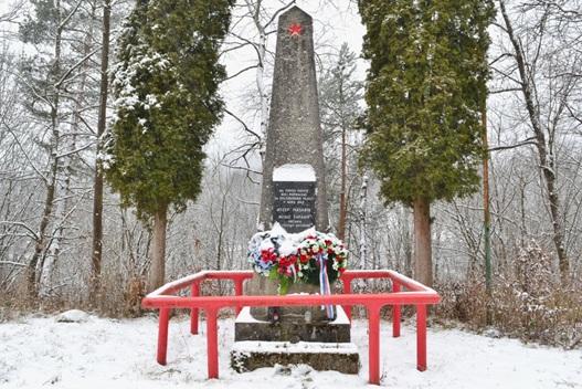 Pamätník SNP Bytča, copyright ©Veronika