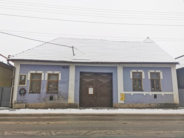 Rodný Dom Jozefa Tisa Bytča, copyright ©Veronika