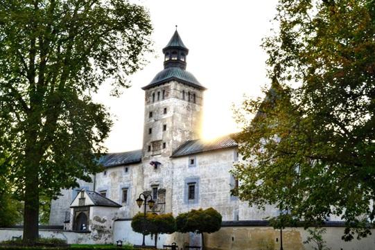 Sobášny palác Bytča, copyright ©Veronika