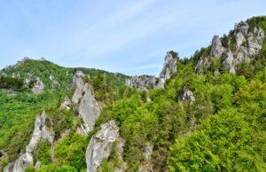 Súľovské skaly, autor Veronika