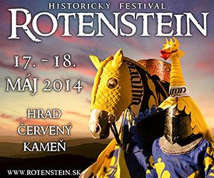 Rotenstein - podujatie na Červenom Kameni