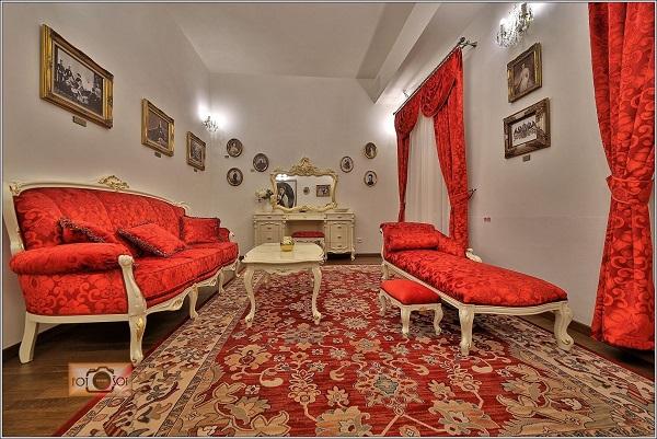 hotel Alžbeta, múzeum Sisi
