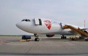 ČSA Airbus A330 - zdroj Zaujimavosti.net