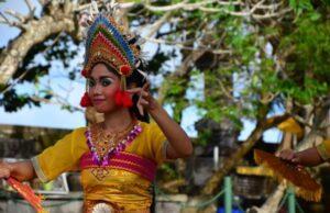 Bali tančenica