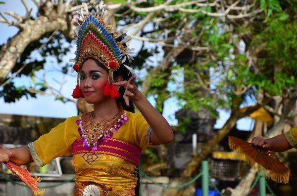 Bali tančenica a informácie o Bali, ceny a nákupy