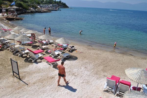 Blue Sky hotel Kusadasi Turecko