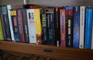 Knihy a knižnice na dovolenke