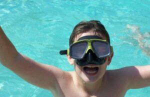Dieťa bazén a kúpalisko