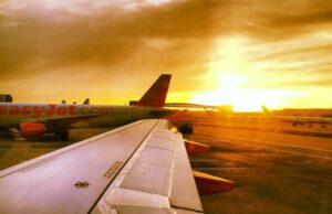 Letecká doprava a letové časy