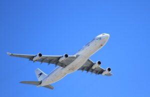 lietadlo ilustrácia