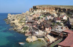 pepek námorník popeye village