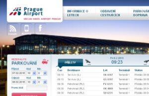 Praha letisko