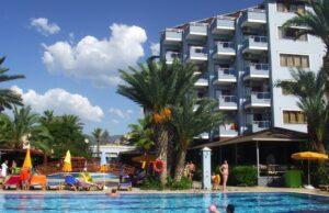 Saritas Hotel Turecko