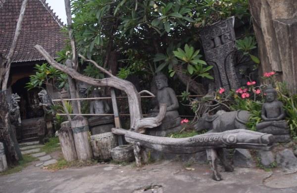 Sochárske umenie na Bali