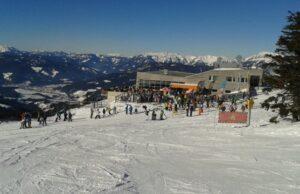 Stuhleck lyžovačka