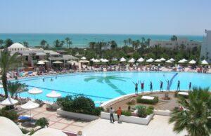 Tunisko, hotel