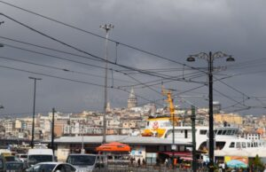 Turecko, Galatská veža